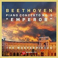 "Slovak Philharmonic Orchestra, Libor Pešek, & Peter Toperczer – The Masterpieces, Beethoven: Piano Concerto No. 5 in E-Flat Major, Op. 73 ""Emperor"""