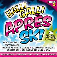 Diverse Interpreten – Halli Galli Aprés Ski
