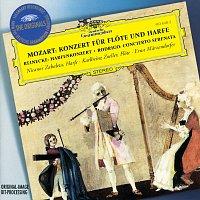 Karlheinz Zoeller, Nicanor Zabaleta, Berliner Philharmoniker, Ernst Marzendorfer – Mozart: Flute & Harp Concerto / Reinecke: Harp Concerto / Rodrigo: Concerto-Serenade
