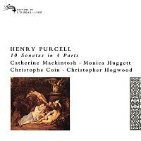 Catherine Mackintosh, Monica Huggett, Christophe Coin, Christopher Hogwood – Purcell: 10 Sonatas in Four Parts