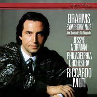 Riccardo Muti, Jessye Norman, Philadelphia Orchestra – Brahms: Symphony No. 3; Alto Rhapsody
