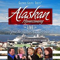 Přední strana obalu CD Alaskan Homecoming