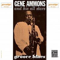 Přední strana obalu CD Groove Blues