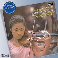 Kyung Wha Chung, London Symphony Orchestra, André Previn – Tchaikovsky/Sibelius: Violin Concertos