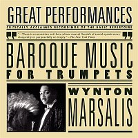 Wynton Marsalis, English Chamber Orchestra, Raymond Leppard – Baroque Music for Trumpets