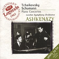 Vladimír Ashkenazy, London Symphony Orchestra, Lorin Maazel, Uri Segal – Tchaikovsky: Piano Concerto No.1 / Schumann: Piano Concerto