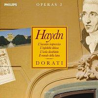 Antal Dorati, Orchestre de Chambre de Lausanne – Haydn: Operas, Vol.2
