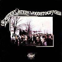 Přední strana obalu CD The Muddy Waters Woodstock Album