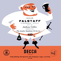 Anthony Collins – Elgar: Falstaff; Introduction and Allegro; Serenade; Vaughan Williams: Fantasia on a theme by Thomas Tallis; Fantasia on Greensleeves [Anthony Collins Complete Decca Recordings, Vol. 11]