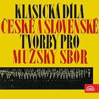 Přední strana obalu CD Suchoň, Smetana, Foerster.... Sbory