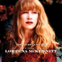 Přední strana obalu CD The Journey So Far:The Best Of Loreena McKennitt