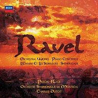Orchestre Symphonique de Montréal, Charles Dutoit – Ravel: Orchestral Works [4 CDs]