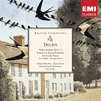 Bournemouth Sinfonietta, Eric Fenby – Delius: Violin Sonatas Nos.1-3, Sonata for String Orchestra etc