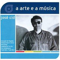 Přední strana obalu CD A Arte E A Música De José Cid
