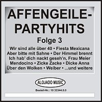 Různí interpreti – Affengeile-Partyhits Folge 3