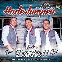 Zillertaler Haderlumpen – Danke!! Das Album zur Abschiedstour