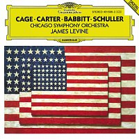 Chicago Symphony Orchestra, James Levine – Carter: Variations for Orchestra / Babbitt: Correspondences / Schuller: Spectra for Orchestra / Cage: Atlas eclipticalis