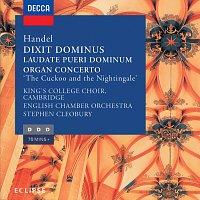 Ann Mackay, Isobel Buchanan, Michael Chance, Henry Herford, Peter Hurford – Handel: Dixit Dominus, Organ Concerto No. 13, Laudate Pueri