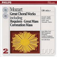 London Symphony Chorus, The John Alldis Choir, London Symphony Orchestra – Mozart: Great Choral Works [2 CDs]