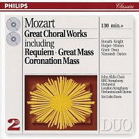 London Symphony Chorus, The John Alldis Choir, London Symphony Orchestra – Mozart: Great Choral Works
