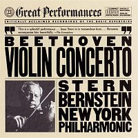 Isaac Stern, New York Philharmonic, Leonard Bernstein – Beethoven: Concerto In D Major for Violin and Orchestra, Op. 61