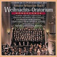 Přední strana obalu CD Weihnachts-Oratorium BWV 248 - Hihglights