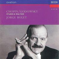Jorge Bolet – Chopin-Godowsky: Etudes & Waltzes