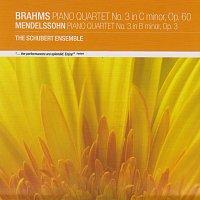 The Schubert Ensemble – Brahms: Piano Quartet No.3 / Mendelssohn: Piano Quartet No.3
