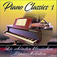 Ludwig van Beethoven, Johannes Brahms, Frédéric Chopin, Johann Sebastian Bach – Piano Classics 1, die schonsten klassischen Klavier-Melodien