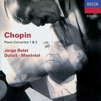 Jorge Bolet, Orchestre Symphonique de Montréal, Charles Dutoit – Chopin: Piano Concertos Nos.1 & 2
