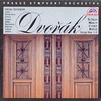 Symfonický orchestr hl.m. Prahy (FOK), Václav Smetáček – Dvořák: Mše D dur, Biblické písně 1-5, Te Deum