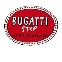 Přední strana obalu CD Bugatti step