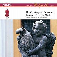 Různí interpreti – Mozart: Shorter Sacred Works [Complete Mozart Edition]
