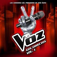 Různí interpreti – Directos - La Voz [Vol.1]