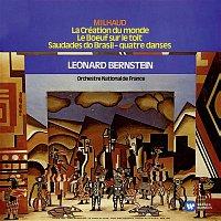 Leonard Bernstein, Orchestre National De France – Milhaud - Orchestral Works