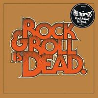 Přední strana obalu CD Rock & Roll Is Dead