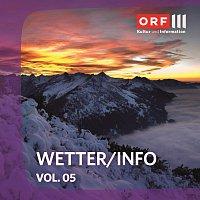 Jonathan Wright, Jonathan Wright – ORF III WETTER/INFO VOL. 05