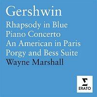 Wayne Marshall, Aalborg Symphony – Gershwin - Orchestral Works