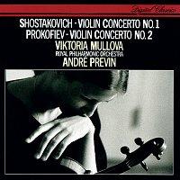 Viktoria Mullova, Royal Philharmonic Orchestra, André Previn – Shostakovich: Violin Concerto No. 1 / Prokofiev: Violin Concerto No. 2