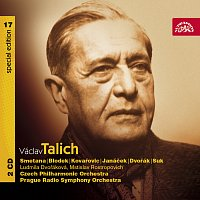 Česká filharmonie, Václav Talich – Talich Special Edition 17. Dvořák, Janáček, Smetana, Suk, Kovařovic, Blodek, Smetana
