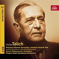 Talich Special Edition 17. Dvořák, Janáček, Smetana, Suk, Kovařovic, Blodek, Smetana