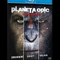 Různí interpreti – Planeta opic - Trilogie