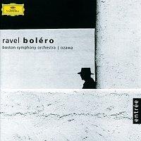 Přední strana obalu CD Ravel: Boléro