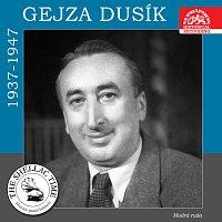 Různí interpreti – Historie psaná šelakem - Gejza Dusík - Modrá ruža. Nahrávky z let 1937-1947