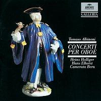 Heinz Holliger, Hans Elhorst, Camerata Bern, Alexander van Wijnkoop – Albinoni: Oboe Concertos