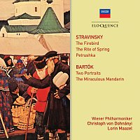 Wiener Philharmoniker, Christoph von Dohnányi, Lorin Maazel – Stravinsky, Bartok: Ballet Music