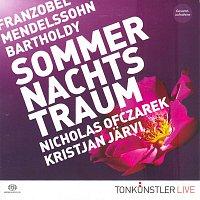 Tonkunstler-Orchester Niederosterreich, Kristjan Jarvi, Christiane Oelze – Sommernachtstraum - Mendelssohn Bartholdy Franzobel SACD