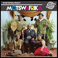 Přední strana obalu CD Motswafrika