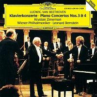 Krystian Zimerman, Wiener Philharmoniker, Leonard Bernstein – Beethoven: Piano Concertos No.3 Op.37 & No.4 Op.58