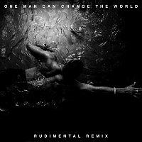 Big Sean, Kanye West, John Legend – One Man Can Change The World [Rudimental Remix]